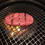 焼肉 大河 - 箸休めのシャトーブリアン