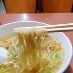 紅華 - 麺・アップ