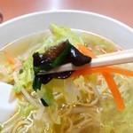 紅華 - 野菜・アップ