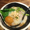 乱切り蕎麦 浜寅 - 料理写真:浅利と牡蠣エキスの塩ラーメン+味玉