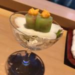 西中洲 鮨 山椒郎 -