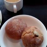 トラットリア ヴェントーノ - パン達&スープ