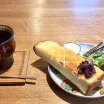 喫茶エントワ - 料理写真:
