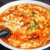 百楽門 - 料理写真:酸辛タン麺と半ちチャーハンセット842円税込