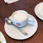 105078444 - マッシュルームのスープ