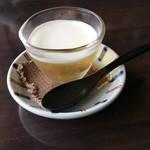 佛蘭西屋 - リンゴと日本酒のゼリー