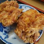 中華料理 喜多郎 - 唐揚げ