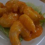 中華料理 喜多郎 - エビマヨランチ