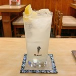 三朝 - レモンサワー