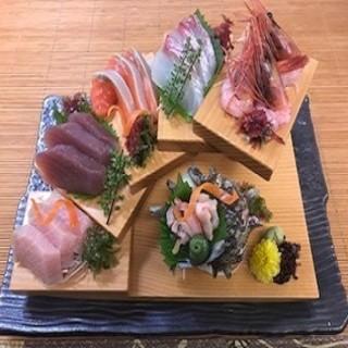 1番人気☆【鮮魚チョイス盛り】内容はお客様完全チョイス