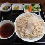 うどん弥 根古坂 - 糧うどん(普通) 600円