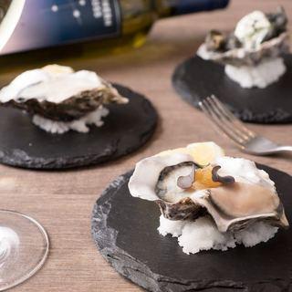 NZ産生牡蠣!NZのネルソン産、プリッとしたオイスターです!