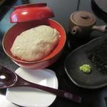 105088381 - 「粗挽き蕎麦がき」