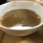 龍月 - スープ