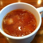 ヴァレンタイン - スープ