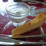 ヘルシーカフェ ティンガーラ - デザート
