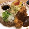 洋食の店 ぺいざん - 料理写真:洋食ぺいざん(いちおしセット)