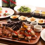 コングラッツ博多 - 料理写真:料理(集合)