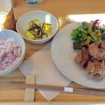 神保町 kururi - Bセット から揚げセット 1,080円