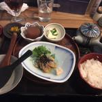 105095077 - 鯛茶漬け定食