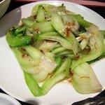 10510357 - 野菜のXO醤炒め