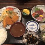奈賀良 - 料理写真:日替わりランチ1000円