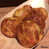 ばかや - 料理写真:たこ焼(素焼き)