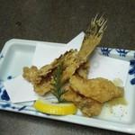 四季瀬戸の味 たにた - 料理写真:オコゼの唐揚げ