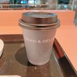 ディーン&デルーカ カフェ - 塩キャラメルラテS