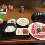 105108934 - 『牛コウネ定食   950円なり』