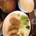 500円食堂 昭和レトロ - 料理写真: