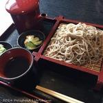 日暮し庵 - 料理写真:せいろそば(800円税込)