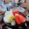 あんみつ屋カフェ - 料理写真:
