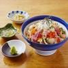 海街丼 - 料理写真:海宝丼 並