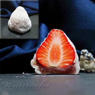 和菓子 水野屋 - 料理写真:いちご大福