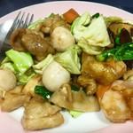 新中華 花林 - 八宝菜