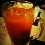 完全個室居酒屋 星夜の宴 - カシスオレンジ。