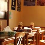 麺屋 雪国 - 2名様 テーブル ×4卓