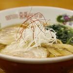 麺屋 雪国 - 雪国塩ラーメン(冬限定)
