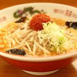 麺屋 雪国 - 辛みそラーメン