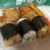 Michinoekiizunoheso - 料理写真:おむすびセット 430円。
