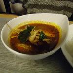 和洋食道 Ecru - スープカレー