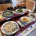 三木のバイキングレストラン「味彩苑」 - 料理写真: