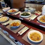 三木のバイキングレストラン「味彩苑」 -