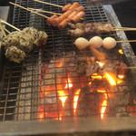 焼きとり とんぼ - 料理写真: