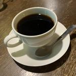 喫茶モア - ドリンクはコーヒーにしました
