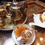 105127800 - セットの紅茶