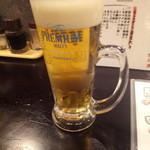 妙典 彦酉 - 生ビール