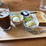 カフェ いろのわ - 料理写真:モーニングサービス