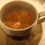 エミズキッチン - ☆スープは大好物のオマール海老☆